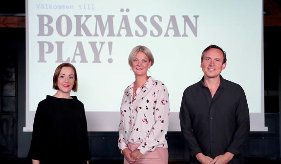 Bokmässan 2020 blir en fullspäckad bokfest i digitalt format @ Mässans gata 10, SE-412 94 Göteborg