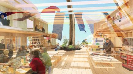 Nordiska paviljongen på Arkitekturbiennalen i Venedig @ Event online