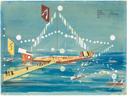 Stor utställning om Sigurd Lewerentz @ ArkDes, Exercisplan 4, Skeppsholmen, Stockholm
